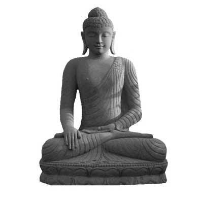 vente statue en pierre sculpt e bouddha dewi ganesh. Black Bedroom Furniture Sets. Home Design Ideas